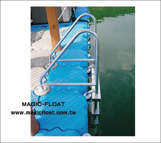 SA-503 Bathing Ladder下水梯
