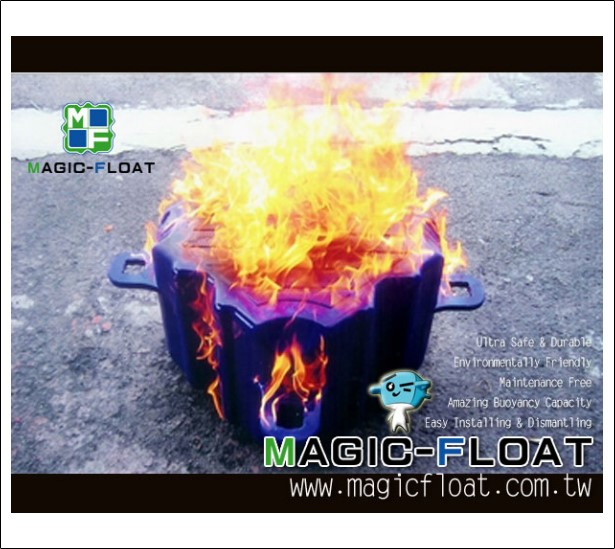 FT0001 Fire Test of MF