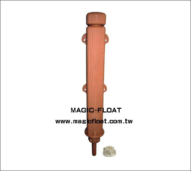 SA-514 HDPE Baluster塑膠欄杆