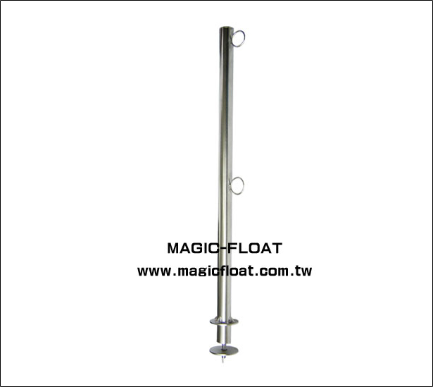 SA-508 Banister w/ Rope Ring單支欄杆