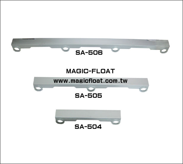 SA-504 Aluminum Side Bar鋁製側面加強條