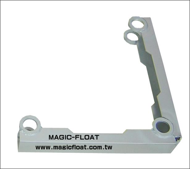 SA-512 Aluminum Side Bar鋁製側面加強條