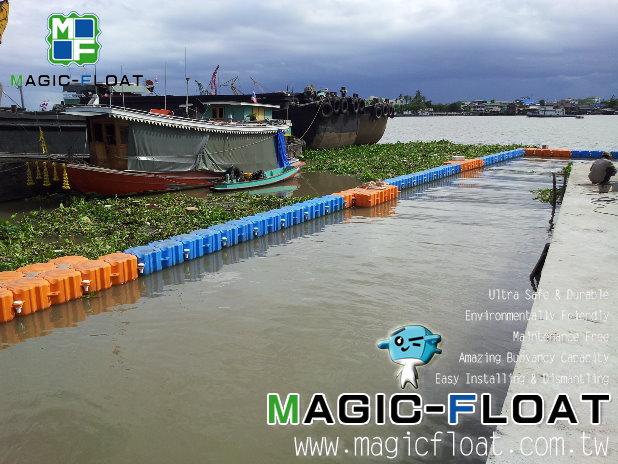 箱網養殖塑膠浮筒