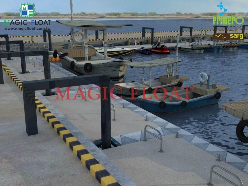 3D登陸設施圖